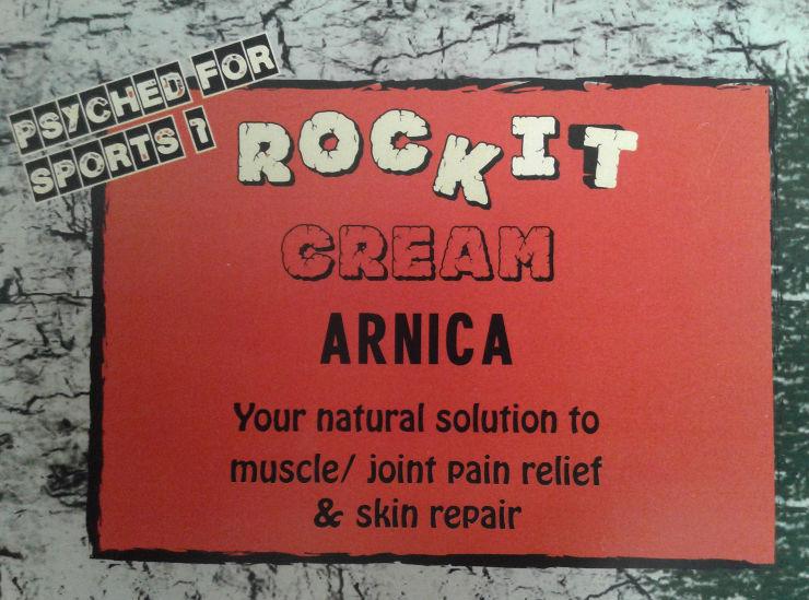 Rockit Cream Arnica