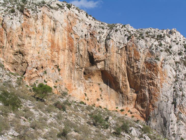 Ιερά Οδός, Ποικίλο Όρος