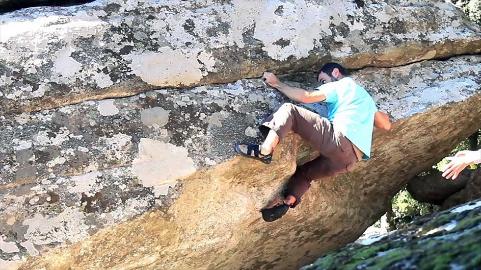Ένα υπέροχο βιντεάκι από το 1ο φεστιβάλ bouldering στην Ικαρία
