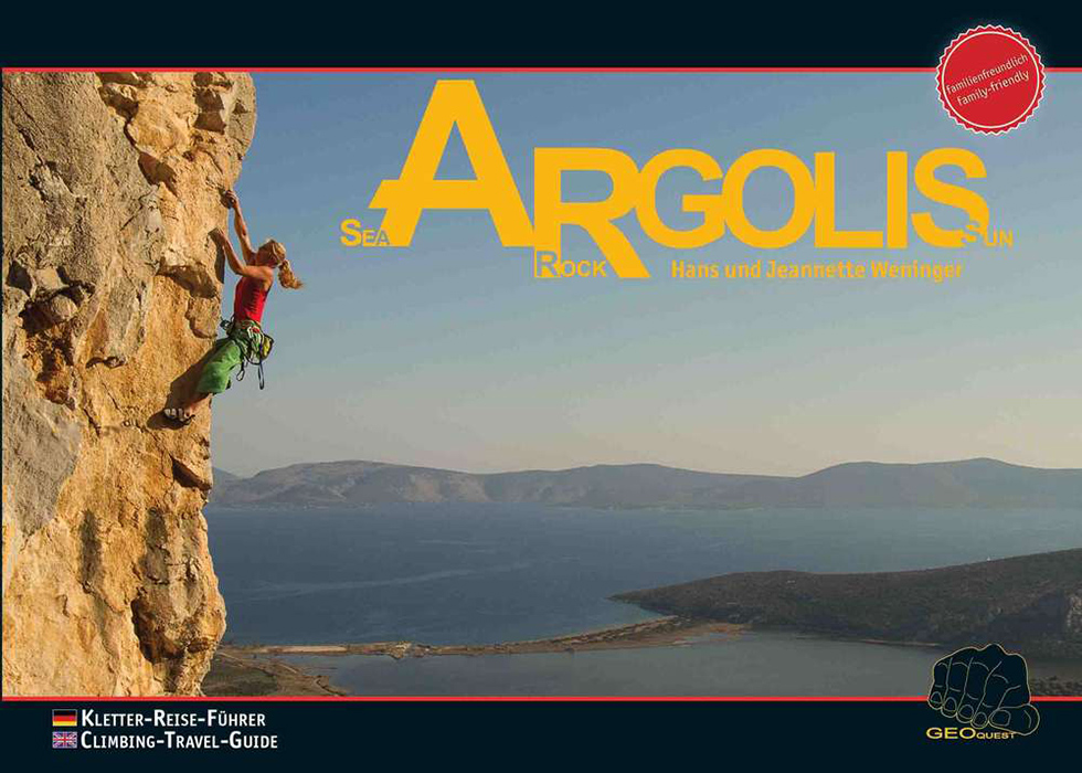 New Climbing Guide for Argolis