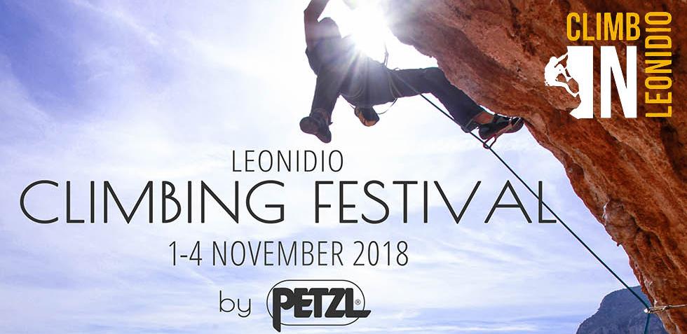 3ο Φεστιβάλ Αναρρίχησης στο Λεωνίδιο
