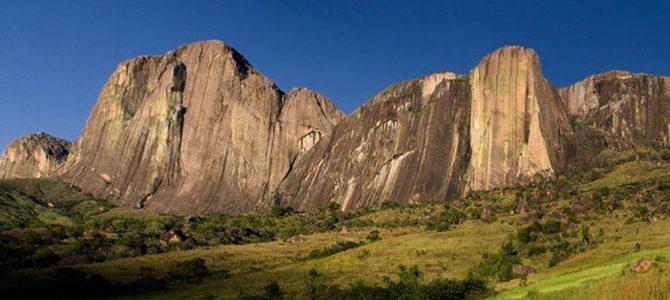 Σκαρφαλώνοντας στη Μαδαγασκάρη